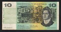 Australia R-302. (1967) 10 Dollars - Coombs/Randall..  VF