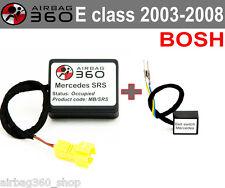 Mercedes E Class SRS Passenger  Seat Occupancy Occupied sensor mat emulator