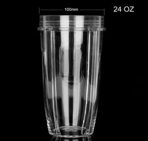 Nutri Ninja 24oz Medium Mixing Cup Premium Replacement Part for Ninja Blender UK