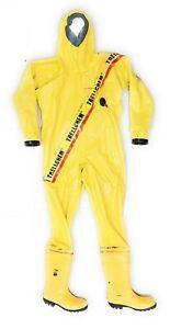 Trellchem L-45 Chemical Protective Suit / Safety Suit