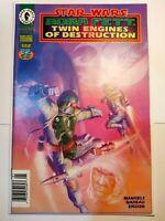 Star Wars Boba Fett Twin Engines of Destruction 1 | Dark Horse | Newsstand