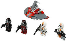 Lego Star Wars 75001 Republic Troopers VS Sith Postage