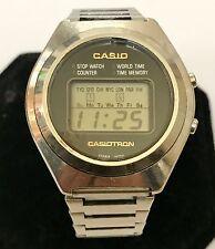 Casio Casiotron 1977 R17 X1-R Digital LCD Quartz watch