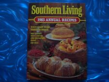 Southern Living 1983 Annual Recipes Cookbook (1983, Hardcover)