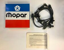 Spark Plug Wires for Plymouth Valiant and  Slant Six Cars,, NEW OLD STOCK!