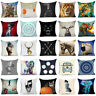 Animals Polyester Throw Pillow Case Pillow Cover Cushion Cover Home Decor
