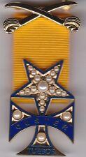 Civil War Custer Medal - Mrs. George A. (Libby) Custer