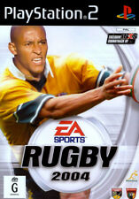 Rugby 2004 PlayStation 2 Game USED
