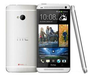 Original Unlocked HTC One M7 Quad Core 4.7 Inch 4MP 32GB ROM 2GB RAM