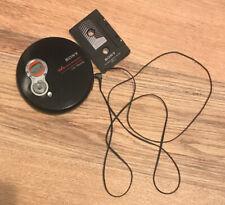 """CD Sony Walkman D-EJ758CK 'coche listo """"totalmente funcional en muy buena condición!"""