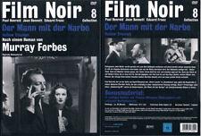 DER MANN MIT DER NARBE --- Hollow Triumph --- Film Noir Collection Nr. 8 ---