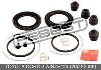 Cylinder Kit For Toyota Corolla Nze12# (2000-2006)