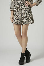Polyester Party Mini Topshop Skirts for Women
