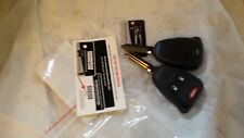 2 OEM REMOTE KEY HEAD KEYLESS ENTRY FOB TRANSMITTER REPLACEMENT UNCUT BLANK