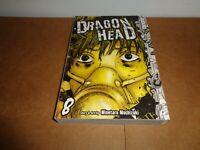 Dragon Head vol. 8 by Minetaro Mochizuki Manga Book in English