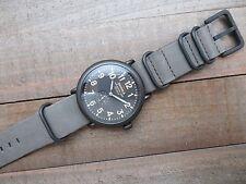 47 MM Mens SHINOLA Argonite 1069 Quartz Stainless Steel Wristwatch - Like New