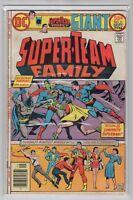 Super-Team Family Giant Issue #6 DC Comics (Sept.1976) FN-