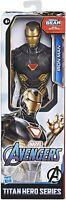NEW Avengers Marvel Titan Hero Series Blast Gear Iron Man 12-Inch Action Figure