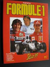 Book Formule 1 Start 1999 door Anjes Verhey (Nederlands)