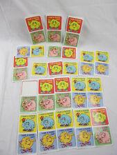 Vintage 1990s Frank Schaffer Good Day Children Elementary School Sticker Sheets