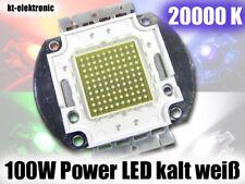 1 Stück 100W Power LED kalt weiß 20000K 10000lm