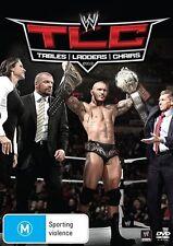 WWE - TLC - Tables, Ladders, Chairs 2013 (DVD, 2014) New  Region 4