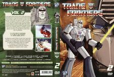 DVD ENFANT - TRANSFORMERS - volume 2