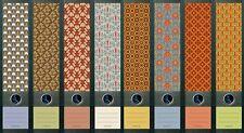 8 Ordnerrücken Pattern Muster Ordneraufkleber Aufkleber Deko 322 323