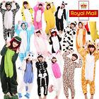 Mens Ladies Onesie Adult Animal Onesies Onsie Kigurumi Pyjamas Pajamas Sleepwear