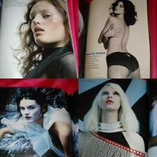 UK I-D Stephanie SEYMOUR Anouk LEPERE Christina KRUSE