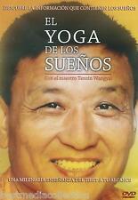 El Yoga De Los Suenos DVD NEW Con El Maestro Tenzin Wangyal SEALED