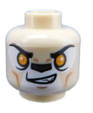 Lego Kopf Streifenhörnchen Dale in beige für Minifigur 41587pb01 Disney Neu