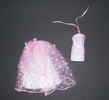 Mattel Ce Barbie Skipper Doll 1980s Dress And Skirt Mix & Match Clothes Set New