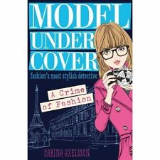 Model Under Cover Three Book Bundle, By ,in Used but Acceptable condition