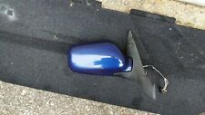 Subaru Impreza WRX Newage Bugeye O/S Drivers Wing Mirror Mica Blue 95H