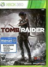 Tomb Raider Walmart Exclusive Edition New factory sealed Microsoft Xbox 360