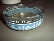 "Vintage Caesars Palace Casino Hotel Las Vegas Nevada 3-1/2"" Dia Glass Ashtray"