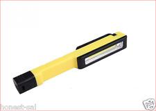 Bright COB LED pocket work pen light for garage camping hunting