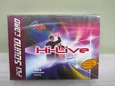 eDio Hi-Live l PCI Sound Card