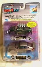Fastlane Mini RC 1/43 Scale Body Kit Mini Cooper + Porsche NOS! Super Slicks 2.0