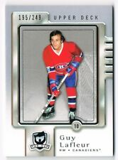 2006-07 The Cup Base card #46 Guy Lafleur 195/249 !!