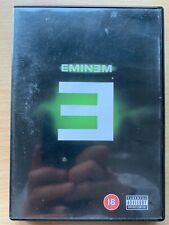 Eminem E DVD Música Vídeo Compilation Rap Hip Salto