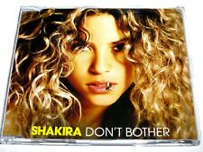 cd-single, Shakira - Don't Bother, 3 Tracks, Australia
