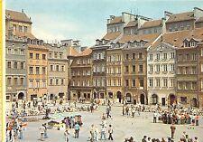 B73045 Warszawa rynek starego miasta Poland