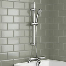 Chrome Brass Monobloc Mixer Bathroom Taps