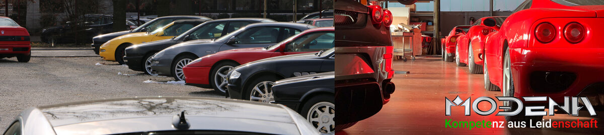 Maserati & Ferrari Teile Ebersoldt