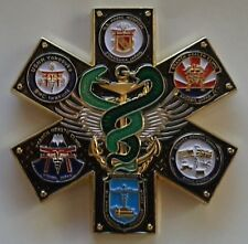 USN Chief Petty Officer Japan Medicine Medical  Caduceus Deckplate Leadership
