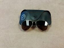 Ray-Ban RB 3025 001/3E Prescription Aviator Sunglasses 58-14
