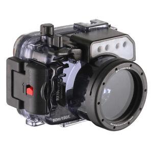 60M Waterproof Underwater Housing Bag For Sony RX100 I II III IV V Camera