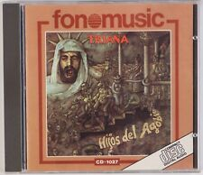TRIANA: Hijos Del Agobio 1995 SPAIN Prog Rock CD NM